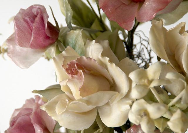 蝋細工の花