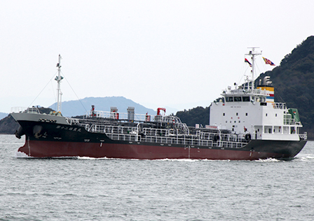 Tanker import